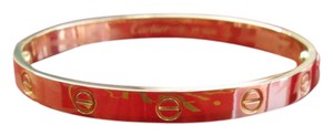 Cartier Cartier 18Kt Love Bracelet Yellow Gold Size 16 FW8346 COMPLETE PACKAGE