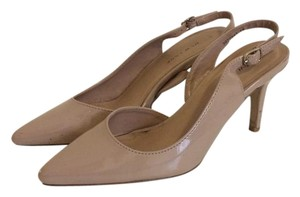 New Look Tan Pumps
