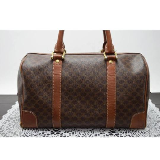 Céline Satchel in Brown Image 1