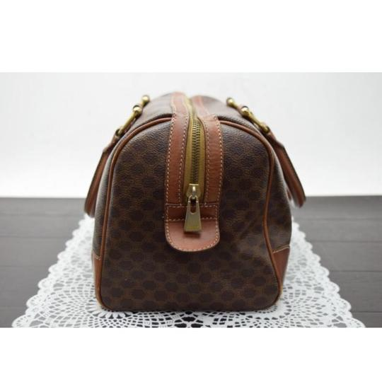 Céline Satchel in Brown Image 2