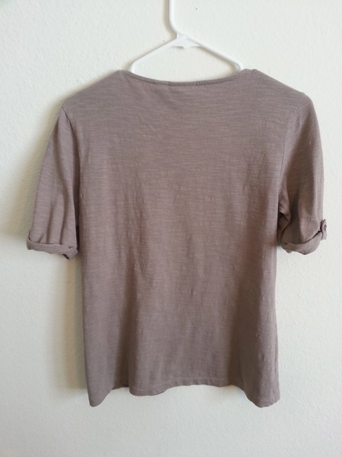 Chico's Casual T Shirt Light brown