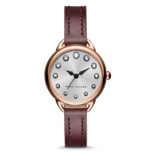 Marc Jacobs Marc Jacobs Women's Rose Gold-Tone Three-Hand Watch MJ1481