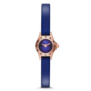 Marc Jacobs Marc Jacobs Women's Blade Blue Leather Watch MBM8641