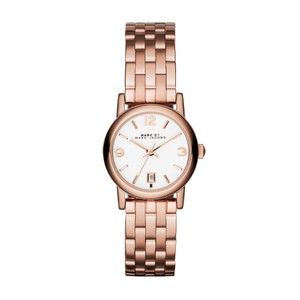 Marc Jacobs Marc Jacobs Women's Farrow Three Hand Stainless Steel Watch - MBM3438