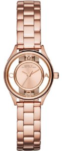 Marc Jacobs Marc Jacobs Women's Tether Three Hand Stainless Steel Watch - MBM3417
