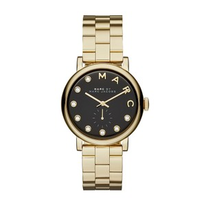 Marc Jacobs Marc Jacobs Women's Baker Three Hand Stainless Steel Watch - G MBM3421