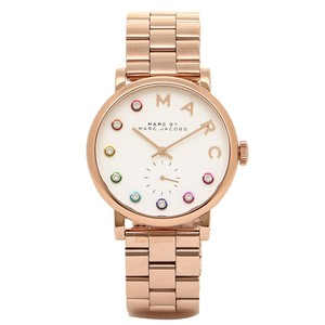 Marc Jacobs Marc Jacobs Women's Baker Three Hand Stainless Steel Watch - Ro MBM344