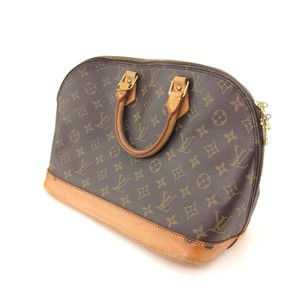 Louis Vuitton Lv Lv Alma Handbag Lv Handbag Lv Satchel in Monogram