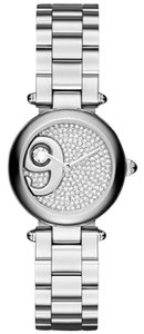 Marc Jacobs Marc Jacobs Women's Dotty Stainless-Steel Three-Hand Watch MJ3499