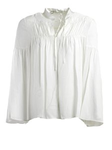 Alice + Olivia Top off white
