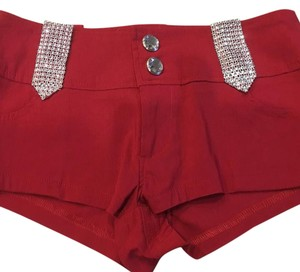 Other Mini/Short Shorts red