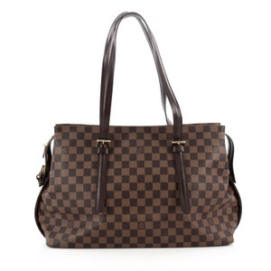 Louis Vuitton Canvas Shoulder Bag