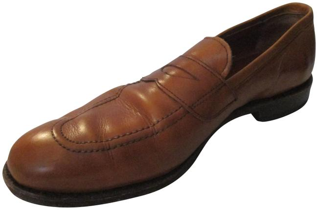 Allen Edmonds Rust Butterscotch Classic Penny Loafers Flats Size US 8.5 Regular (M, B) Allen Edmonds Rust Butterscotch Classic Penny Loafers Flats Size US 8.5 Regular (M, B) Image 1