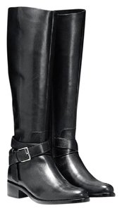 Cole Haan Leather Black Boots