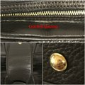 Louis Vuitton Leather Mahina Satchel in Chocolate Image 8
