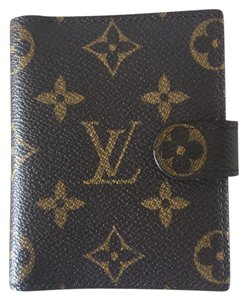 Louis Vuitton Louis Vuitton rare monogram Mimi agenda cover mint