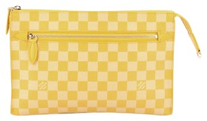 Louis Vuitton Modul Couleurs Canvas Clutch