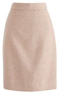 J.Crew Skirt Heather Stone/Oatmeal