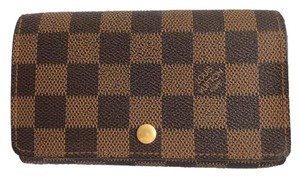 Louis Vuitton Damier Tresor Wallet