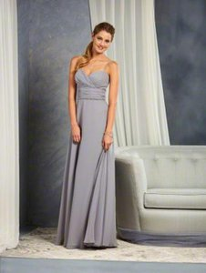 Alfred Angelo Smoke Alfred Angelo Signature Bridesmaids Dress 7382l Smoke Size 8 Dress