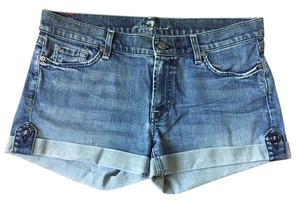 7 For All Mankind Cuffed Shorts Jean