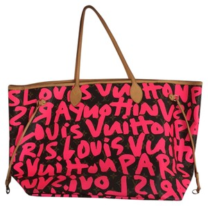 Louis Vuitton Speedy Artsy Totally Shoulder Bag