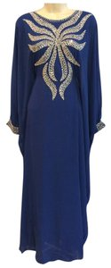 royal blue Maxi Dress by Other