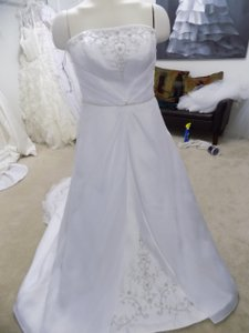 Jasmine Unknown Wedding Dress