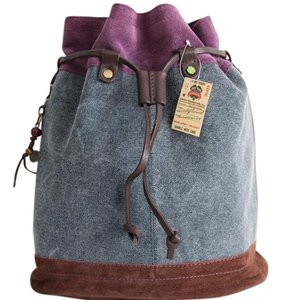 Lucky Brand Drawstring Bucket Backpack