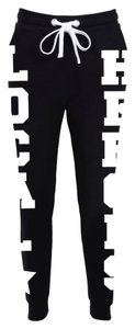 Local Heroes Skinny Pants Black
