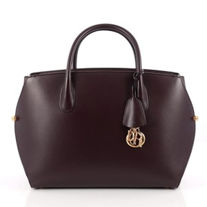 Dior Christian Leather Tote