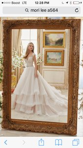 Mori Lee Never Worn Mori Lee 2895 Wedding Dress