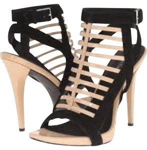 Calvin Klein Black/Nude Sandals
