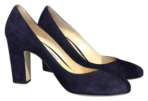 Ji Navy blue Pumps
