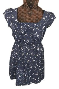 Xhilaration short dress Navy on Tradesy