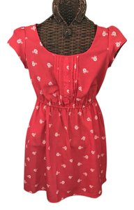 Xhilaration short dress Red on Tradesy