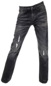 Gucci Distressed Skinny Skinny Jeans-Distressed