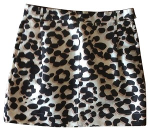 See by Chloé Animal print skirt Mini Skirt