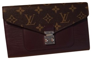 Louis Vuitton Epi Signature Wallet Marie Rose