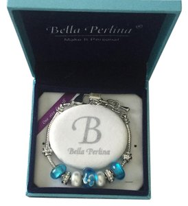 Bella Perlina Precious Authentic Inspired by Pandora Bracelet w/ Beads