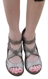 Unlisted by Kenneth Cole Bronze Sandals