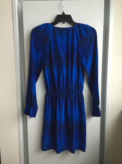Rory Beca 100% Silk Dryclean Only Dress
