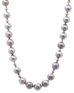 Other 14K Yellow Gold Tahitian Pearl Necklace