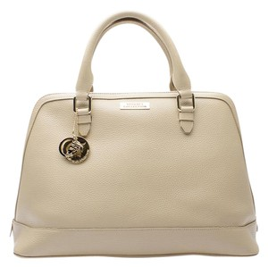 Versace Collection Satchel in BEIGE