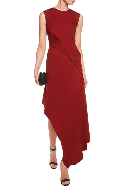 Red Maxi Dress by ISSA London Dvf Tory Burch Haute Hippie Elizabeth And James Black Halo Image 3