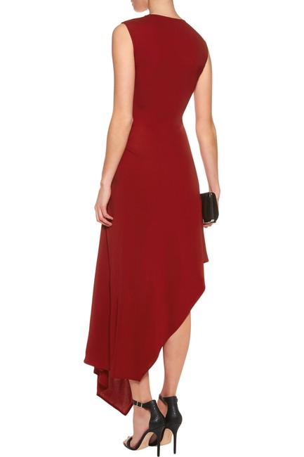 Red Maxi Dress by ISSA London Dvf Tory Burch Haute Hippie Elizabeth And James Black Halo Image 4