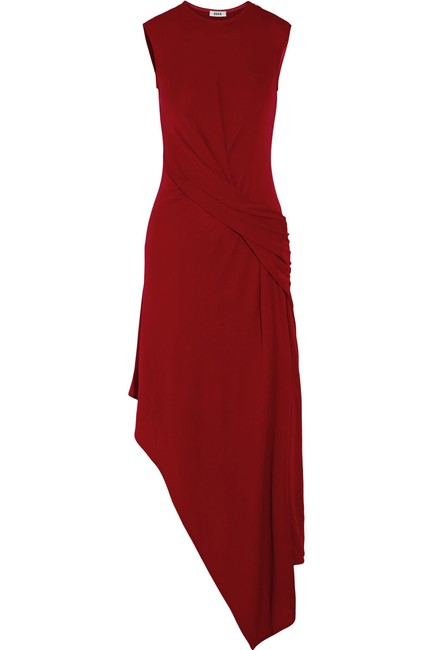 Red Maxi Dress by ISSA London Dvf Tory Burch Haute Hippie Elizabeth And James Black Halo Image 5