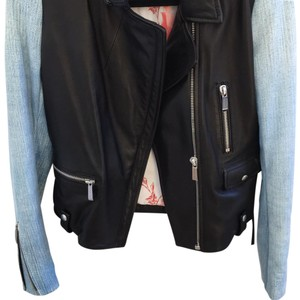 Barbara Bui Leather Jacket