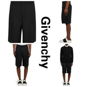 Givenchy 34 Mr. Porter Bermuda Shorts black