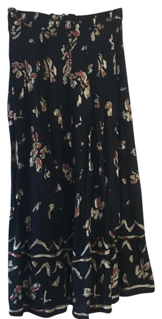 Item - Black/Brown/White/Rust Missy Collection Skirt Size 10 (M, 31)